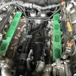 LX570 エンジンルーム