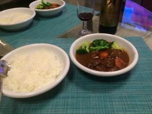 ビーフシチュー 料理 圧力鍋 レシピ