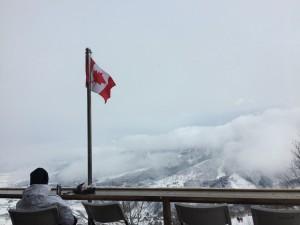 石打丸山スキー場 ケルン