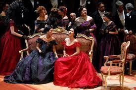 歌劇「椿姫」   Italia diario