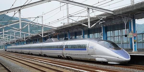 【鉄道】新幹線 500系 JR西日本 プラレールカー