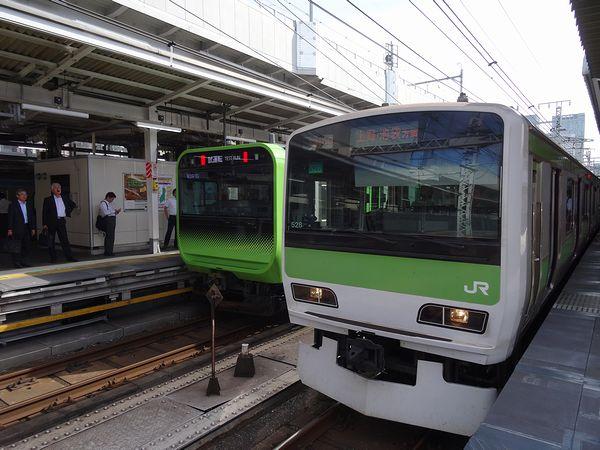 【鉄道】今週、新型山手線E235系が、山手線外回りで試運転を実施