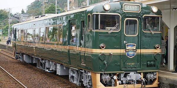 【鉄道】快速ベル・モンターニュ・エ・メール(べるもんた)<氷見線>