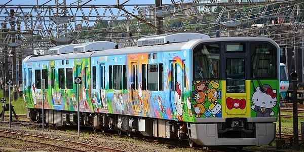 【鉄道】ハローキティ和歌山