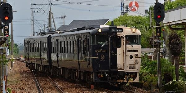 【鉄道】指宿のたまて箱