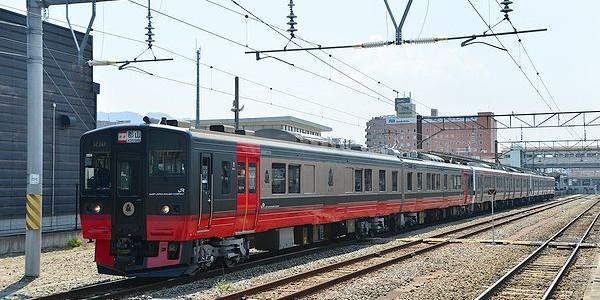 【鉄道】フルーティアふくしま1号~4号(磐越西線)