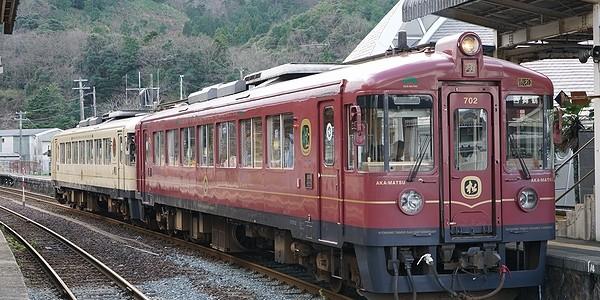 【鉄道】京都丹後鉄道 丹後あかまつ1・2号