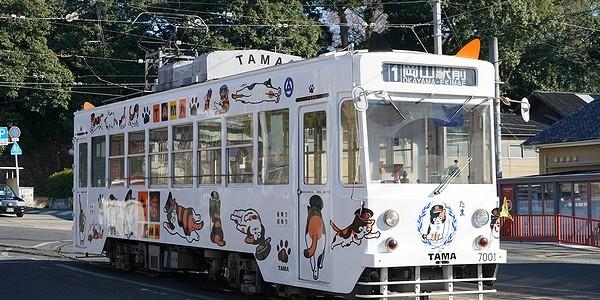 【鉄道】岡山電気軌道 たま電車