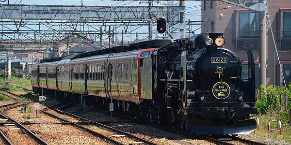 【鉄道】SLC61ばんえつ物語