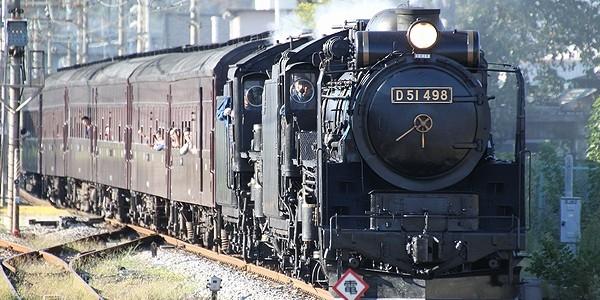 【鉄道】SL重連レトロみなかみ D51&C58