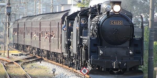【鉄道】SL重連レトロみなかみ C61&C58