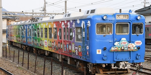 【鉄道】富士急行 トーマスランド号