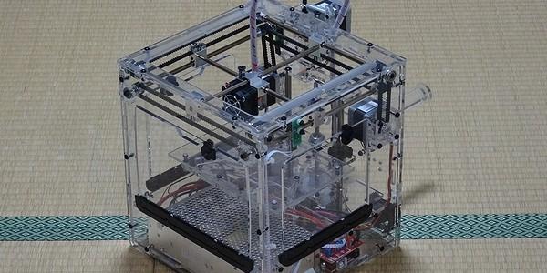 【製作記】マイ3Dプリンター <番外編> idbox!専用シールド