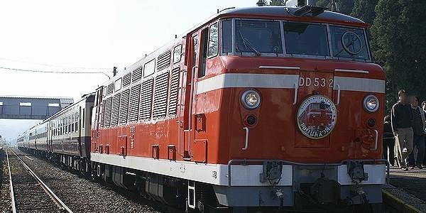 【鉄道】DD53ばんえつ物語