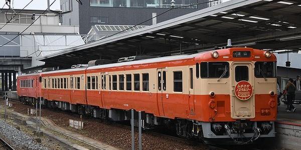【鉄道】みまさかノスタルジー