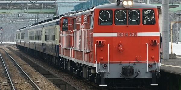 【鉄道】信濃川