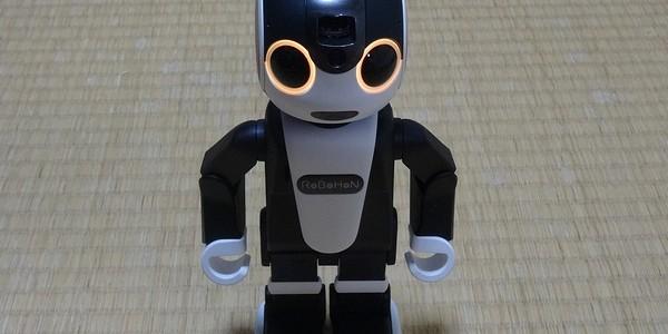【ロボット】ロボホン 2回目のアップデート