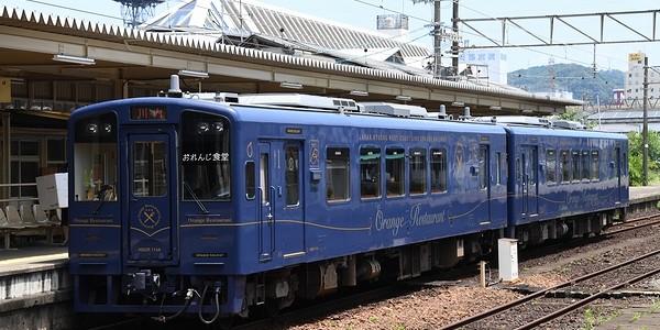 【鉄道】肥薩おれんじ鉄道 おれんじ食堂