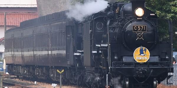 【鉄道】SLやまぐち 重連 2016