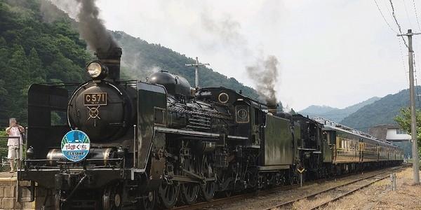 【鉄道】SLやまぐちDX