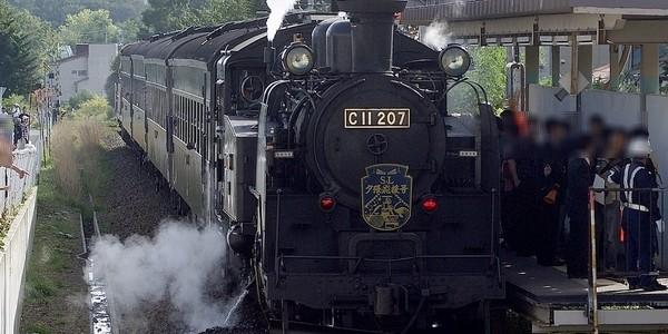 【鉄道】SL夕張応援1号・2号・3号・4号