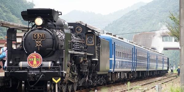 【鉄道】SLやまぐち30周年
