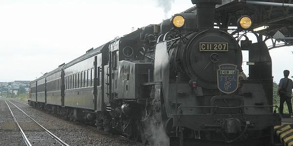 【鉄道】SLすずらん