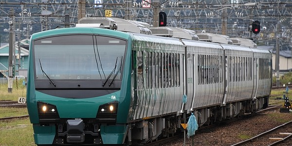 【鉄道】リゾートしらかみ