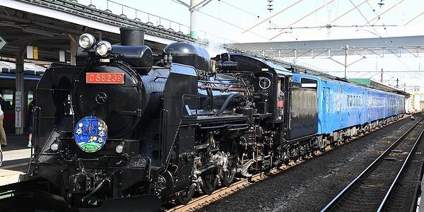 【鉄道】SL銀河青函DC