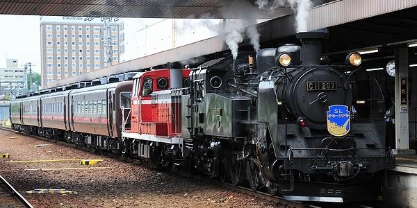 【鉄道】SLオホーツク