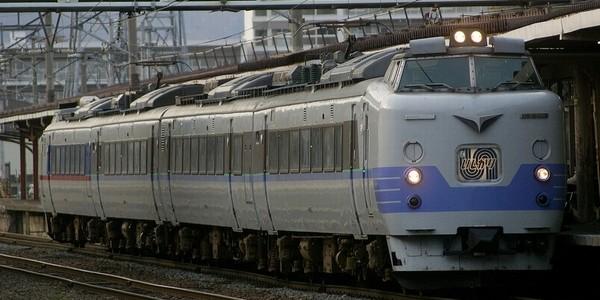 【鉄道】781いしかり