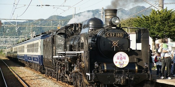 【鉄道】SLうまさぎっしり庄内
