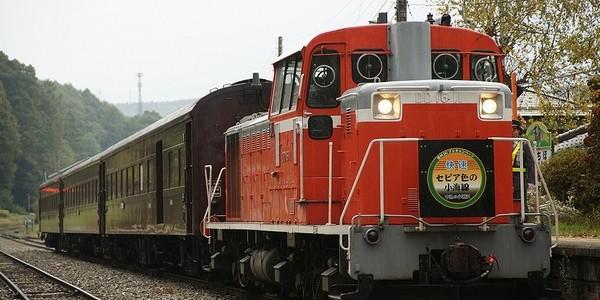 【鉄道】セピア色の小海線