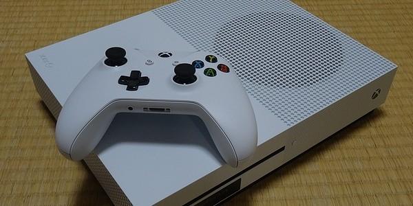 【GAME】『XBOX ONE S』が発売されました。