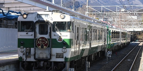 【鉄道】風っこストーブ日光