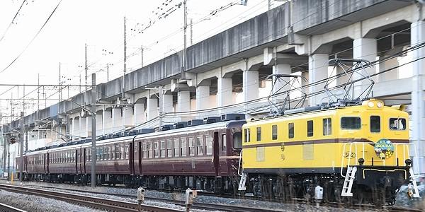 【鉄道】ELロウバイ