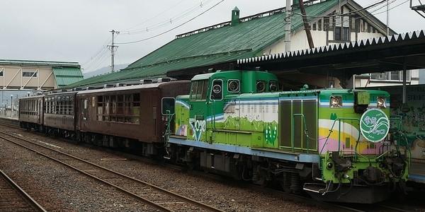 【鉄道】常紋ノロッコ