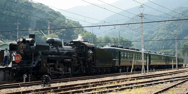 【鉄道】銀河鉄道999(秩父鉄道)
