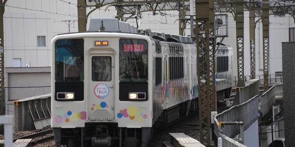 【鉄道】スカイツリートレイン