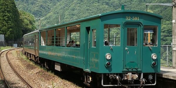 【鉄道】大歩危トロッコ