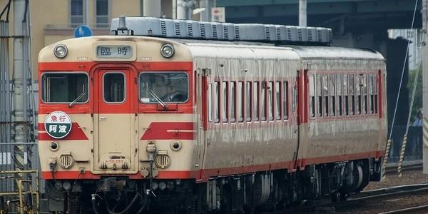 【鉄道】急行 急行阿波