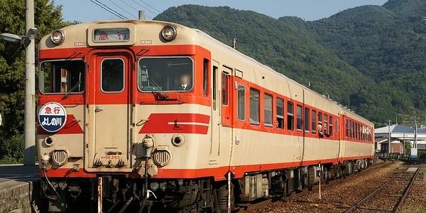 【鉄道】急行 急行よしの川