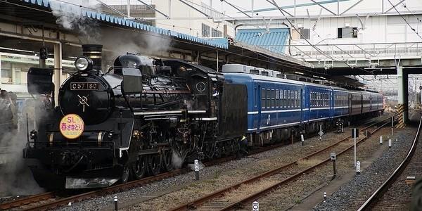 【鉄道】SL春さきどり