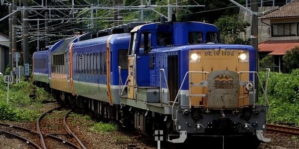 【鉄道】さよならきのくにシーサイド1号・2号