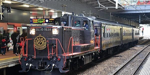 【鉄道】水戸岡鋭治の幸福な臨時列車