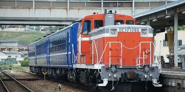 【鉄道】秘境駅探訪列車