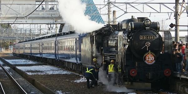 【鉄道】SL信越120周年1号・3号