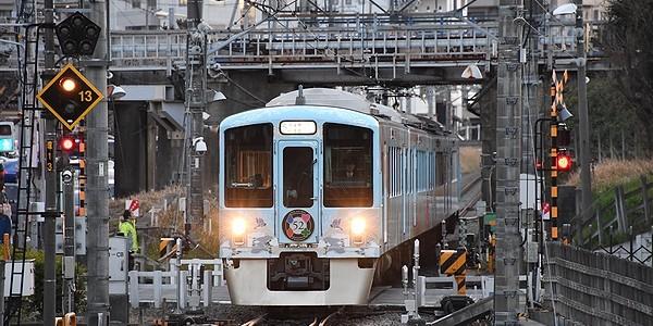 【鉄道】西武鉄道 52席の至福 クリスマストレイン 2017