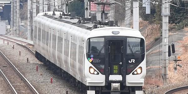 【鉄道】成田山初詣やまなし