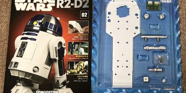 【製作記】スター・ウォーズ R2-D2 第2号